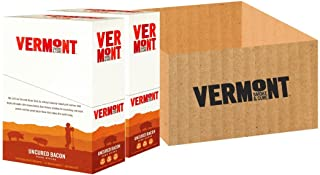 product image for Vermont Smoke & Cure Antibiotic Free, Gluten Free, Pork Meat Sticks, Bacon, 1oz Stick, 48 Count