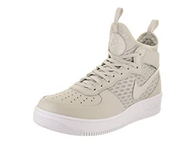 7dcca4b2359 NIKE Men's Air Force 1 Ultraforce Mid Basketball Shoe