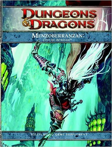 Menzoberranzan: City of Intrigue (Dungeons & Dragons): Brian