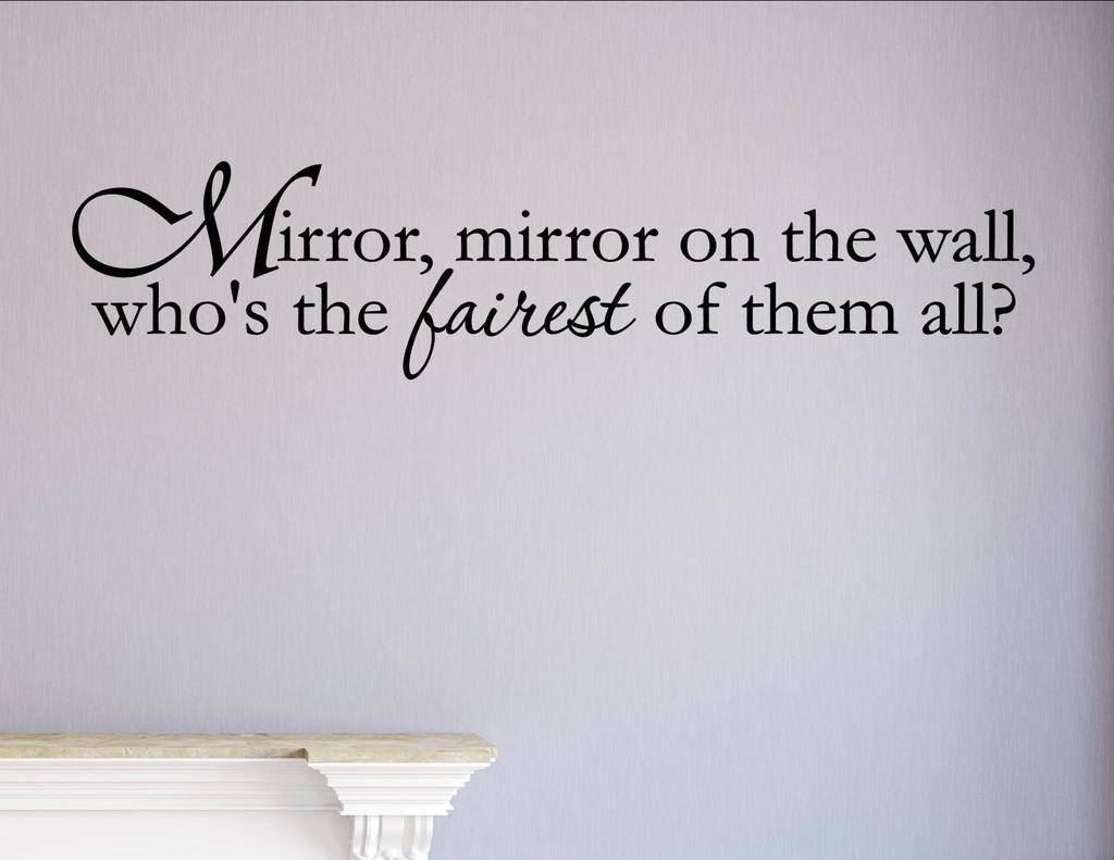 Amazoncom Mirror Mirror On The Wall Whos The Fairest Of Them