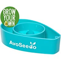 AvoSeedo Plastic Bowl, Evergreen
