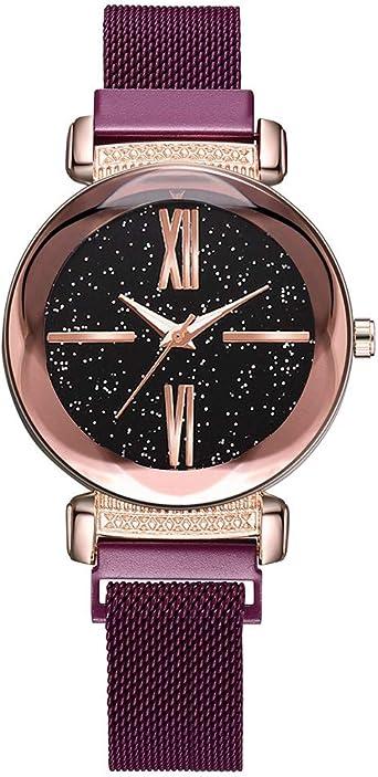 DAYLIN Marcas de Relojes Mujer Señora Moda Reloj Pulsera de ...