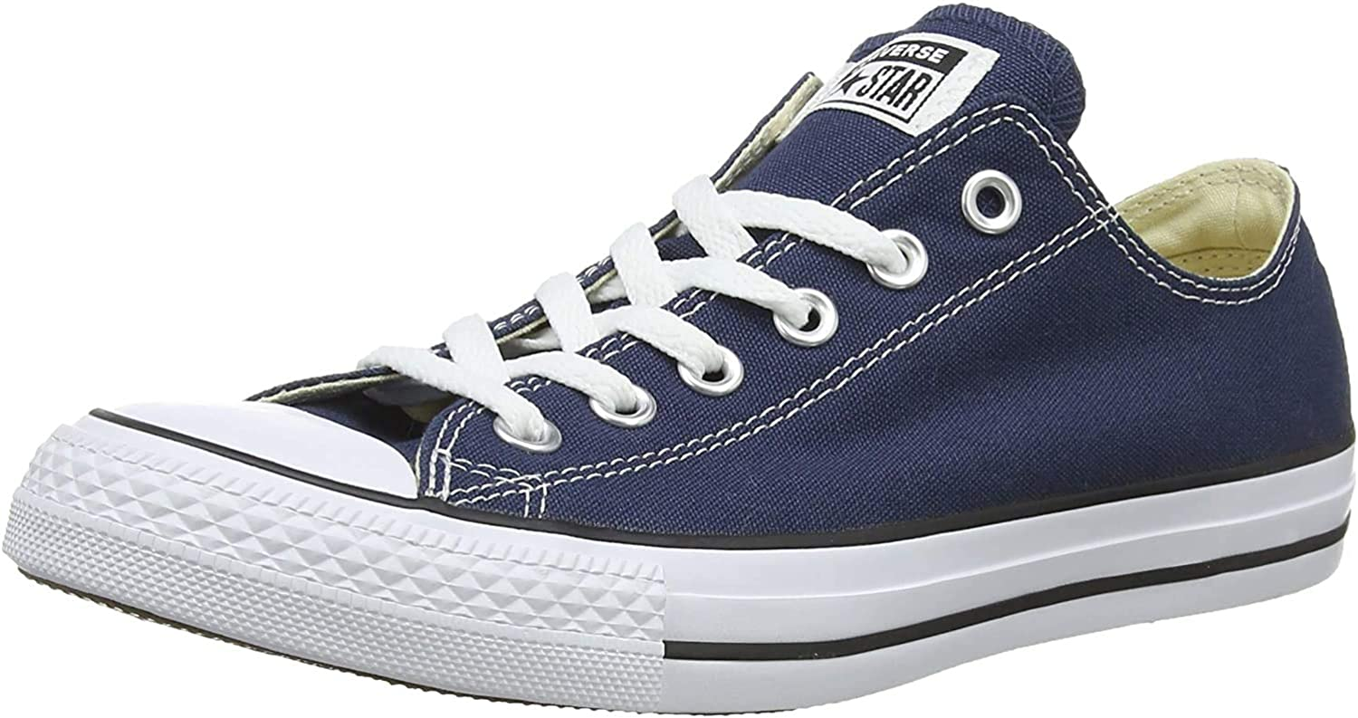 13 Men 15 Women, Navy Converse Chuck Taylor All Star Low Top