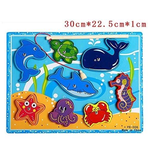 Juguetes Educativos Para Ninos Pesca De Los Ninos Magnetica Toy