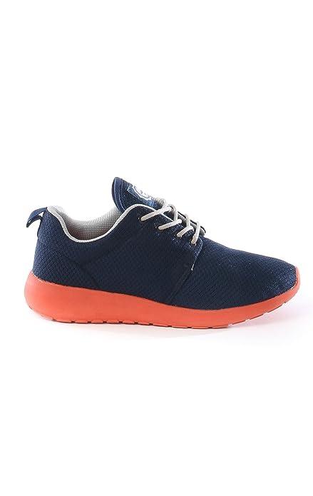 Zapatillas Deportivas Mujer Grises Modelo Kasius - Philpark - Bambas Mujer (37, Azul)