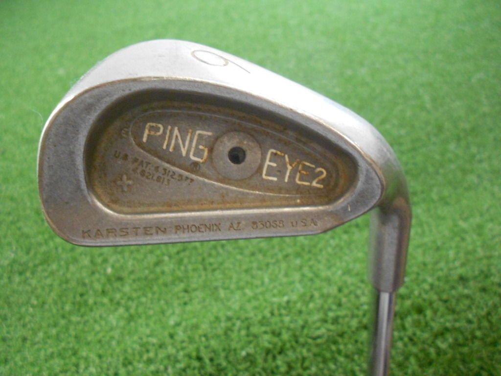 Ping ojo 2 + 6 hierro diestros: Amazon.es: Deportes y aire libre