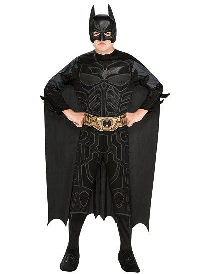 Amazon.com: Disfraz de Batman de The Dark Knight: Toys & Games