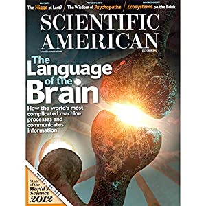 Scientific American, October 2012 Periodical