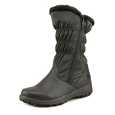 Amazon Com Totes Women S Madina Double Zip Snow Boot Available In