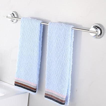 Teerfu, barra porta asciugamano in acciaio inox, 40 cm, montaggio a ...