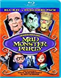 Mad Monster Party Combo Pack BD + DVD [Blu-ray] by LIONSGATE