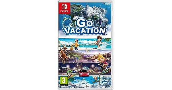Go Vacation - Nintendo Switch [Importación italiana]: Amazon.es ...