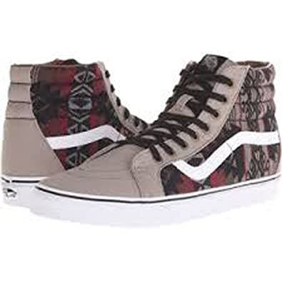 Vans SK8-Hi Reissue (leather) dachs Holidays 2016 - 8 DSAeMGn0zC