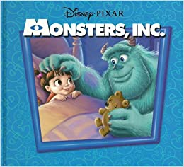 Monsters, Inc. Coloring Book: Amazon.com: Books