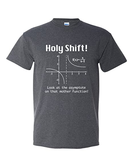 6e089c38 Thread Science Holy Shift Math Funny Calculus Sarcastic Pun Physics Adult  Men's Humor T-Shirt