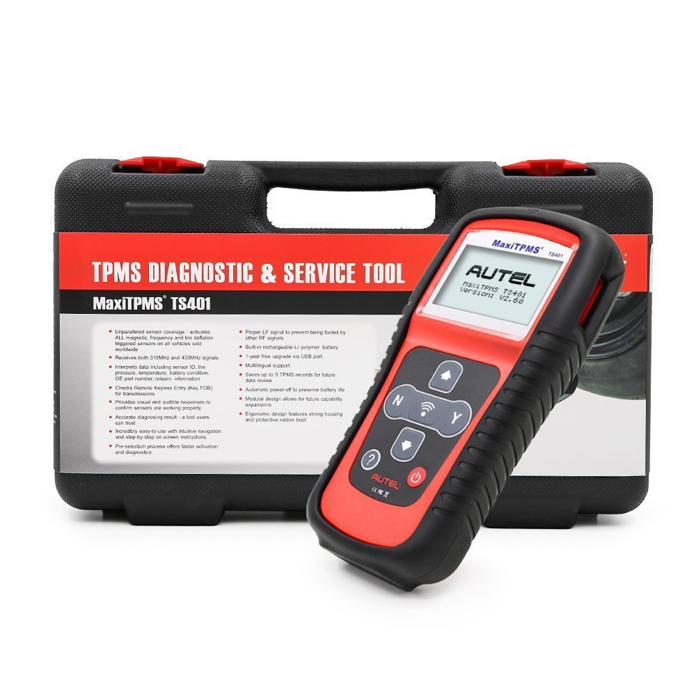 Autel TS401 MaxiTPMS Activation Tool with MX-sensor Programming Service by Autel (Image #8)