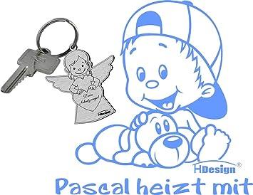 Babyaufkleber Kinderaufkleber Mit Eigenem Spruch Wunschtext Gm 80 Baby