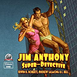 Jim Anthony: Super-Detective