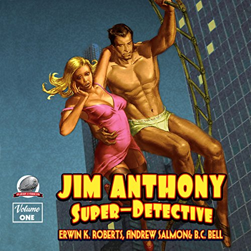 Jim Anthony: Super-Detective