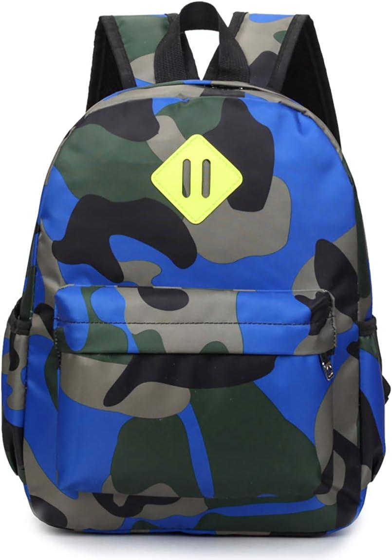 Kleinkind Kinder Rucksack f/ür Kindergarten Junge Babyrucksack Schultasche Camouflage Schultasche Outdoor Freizeit Daypack
