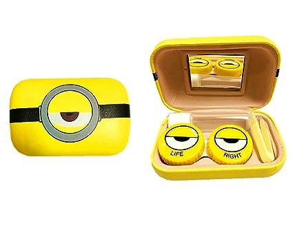 Estuche para lentes de contacto de Minions ideal para viajes ...