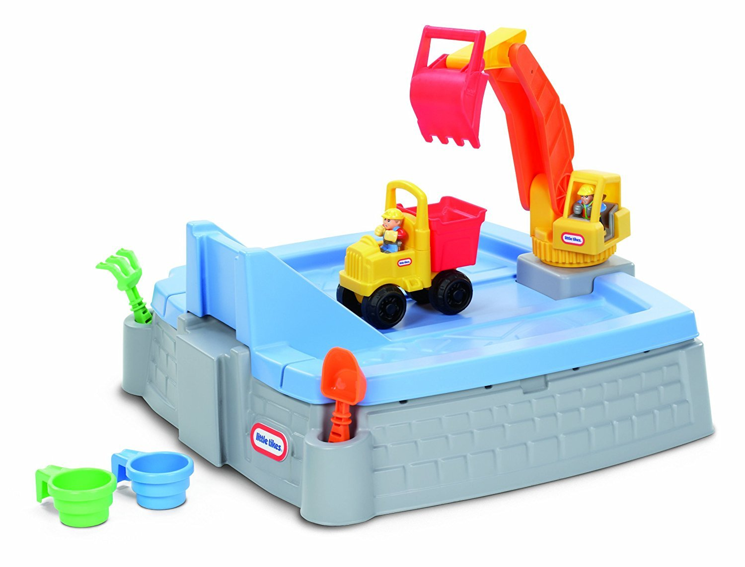 Little Tikes Sand Box (Includes Toys & Cover)