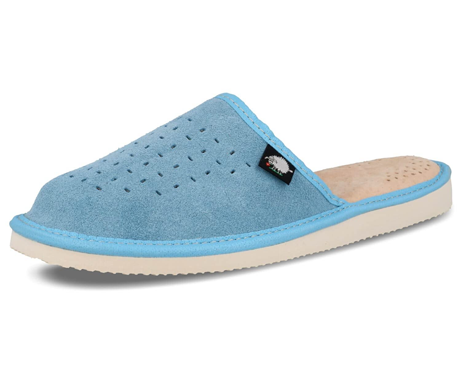 Ecoslippers Suede Compensées Touch Green, Sandales Compensées - Ecoslippers Femme - Bleu - Bleu, 39.5 - b71c93b - fast-weightloss-diet.space