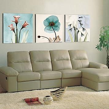 Lieblich Max Home@ Wohnzimmer Malerei Moderne Einfache Rahmenlose Malerei Sofa  Hintergrund Wand Dreifach Malerei Wandmalerei (