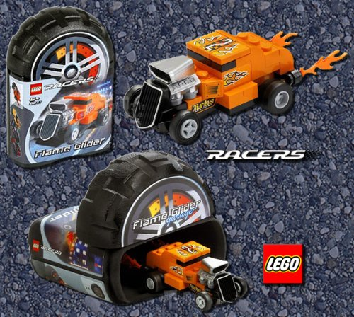 Lego Racers: Flame Glider ()