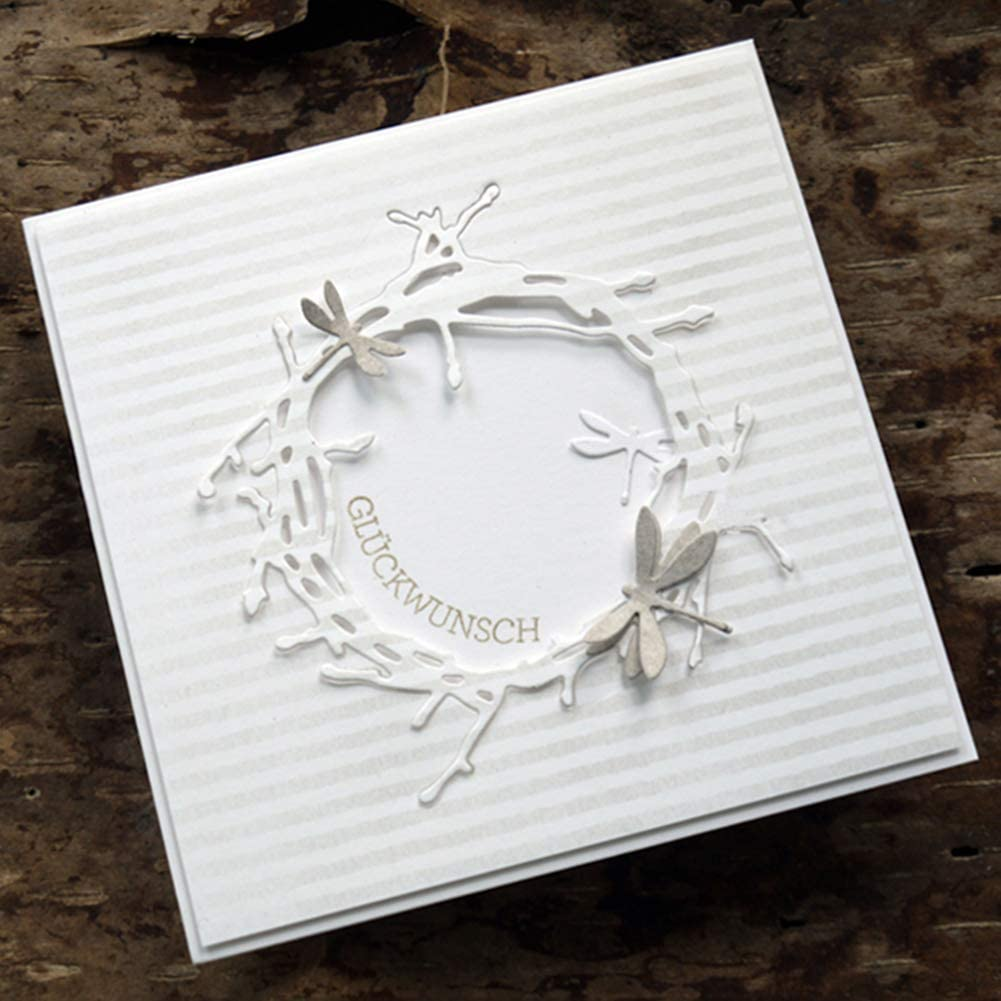 Card Making Supplies Film Camera Metal Cutting Die Stencil DIY Scrapbooking Paper Card Album Decor