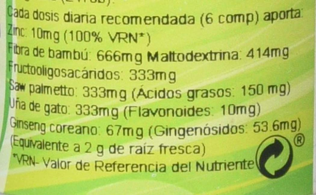 GHF Sot-Prostal, 80 Comprimidos, 600 mg: Amazon.es: Salud y cuidado personal