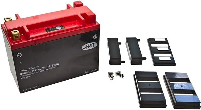 Jmt Hjtx20h Fp Lithium Motorrad Batterie Für Flss 1800 S Softail Slim S Abs Baujahr 2016 2017 Auto