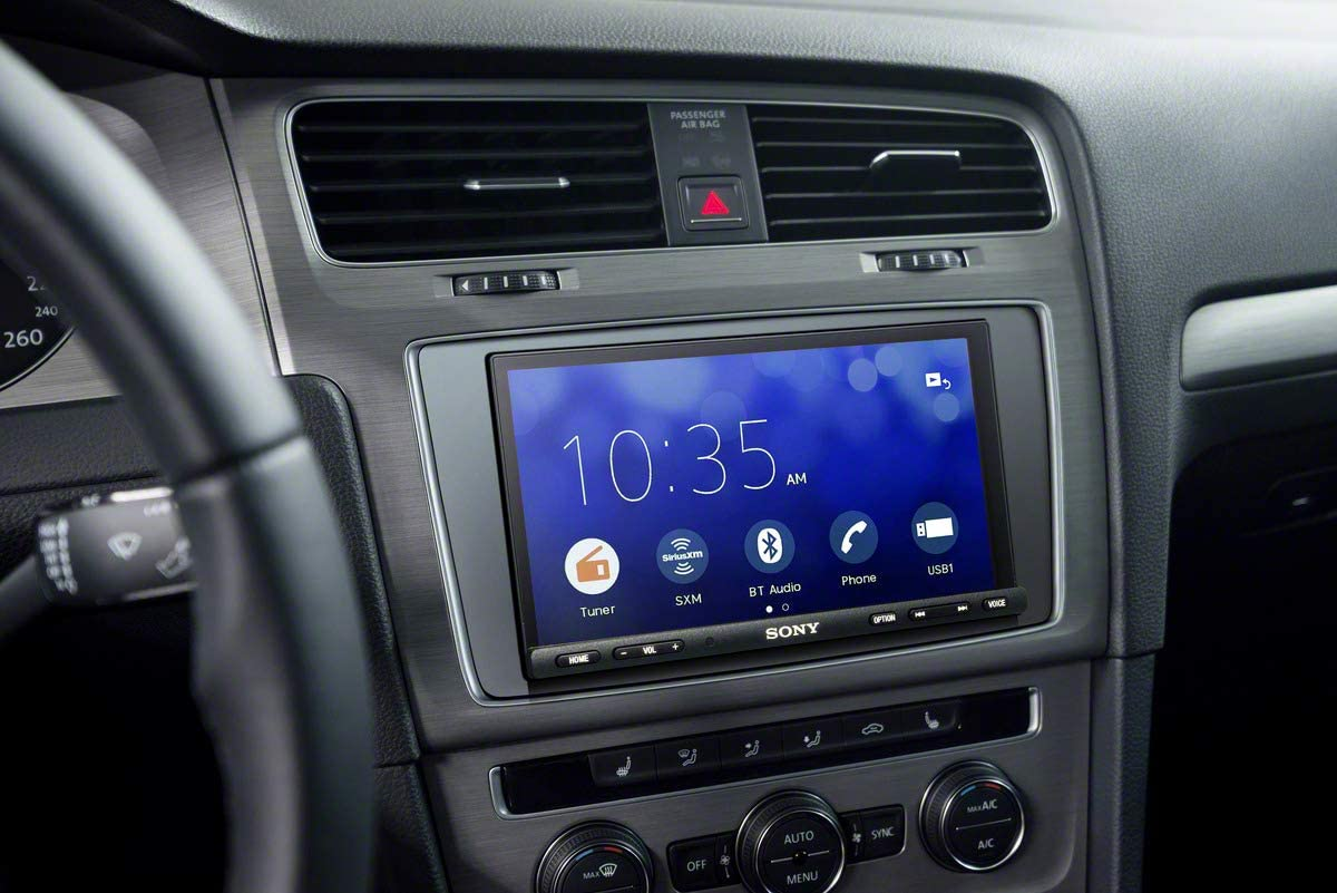 Sony XAV-AX7000 6.95 Apple Carplay//Android Auto High Power Media Receiver