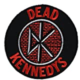 C&D Visionary P-0485 Dead Kennedys Logo Patch