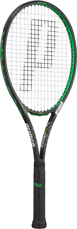 [プリンス] テニス ラケット ツアー95 ブラック×グリーン 310g フレームのみ 7TJ075 2 ブラック B07FSHP84B