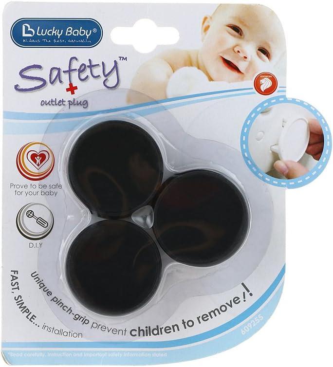 Socket Couvre bébé Proofing Pack de 6