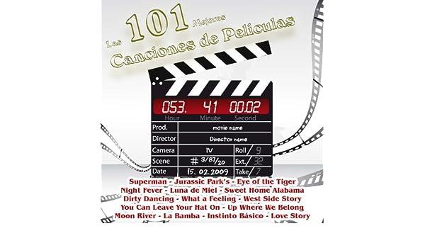 Las 101 Mejores Canciones de Películas by Varios Artistas on Amazon Music - Amazon.com