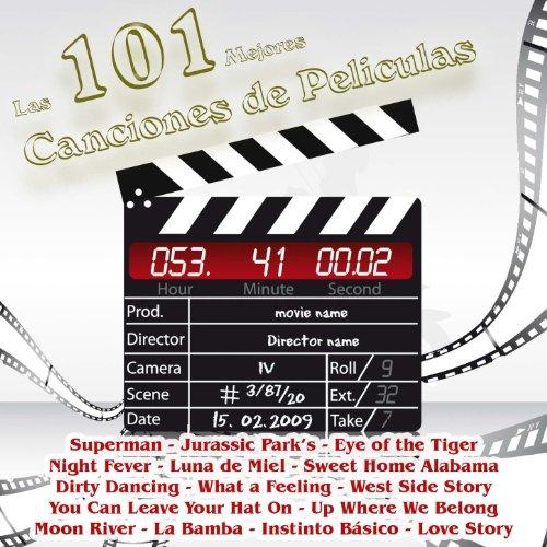 Las 101 Mejores Canciones de Películas