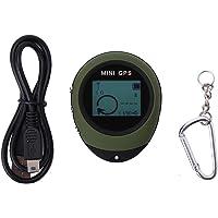 Mini navigatore GPS portatile impermeabile del dispositivo d'esplorazione di GPS per l'escursione di avventura esterna di caccia di campeggio