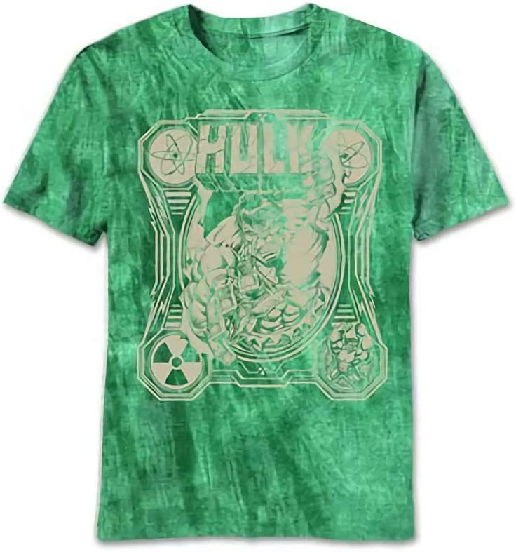 Toy Zany The Incredible Hulk Fallout Green River Wash Camiseta   L: Amazon.es: Deportes y aire libre