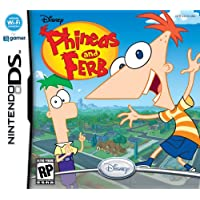 Phineas y Ferb - Nintendo DS