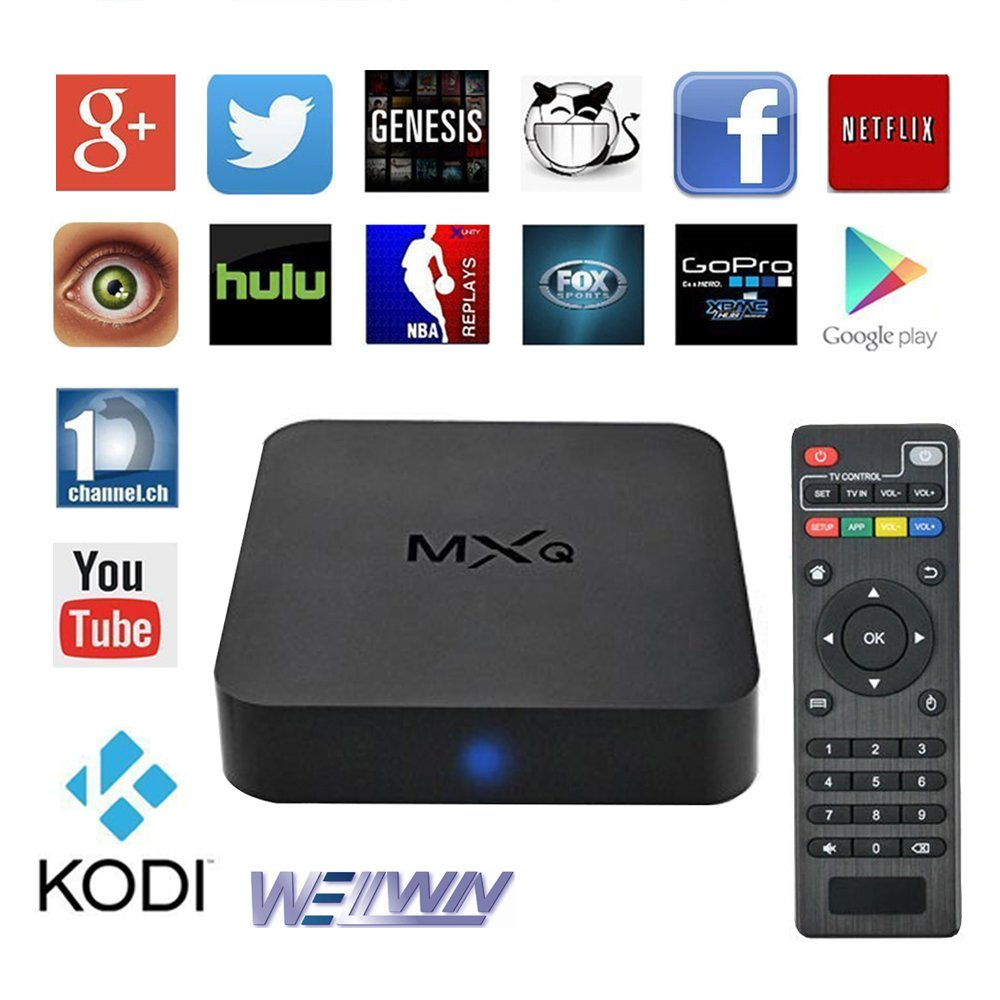 Platform: AMLogic S805 firmware for MXQ TV Box Download | YUNDOO TV BOX