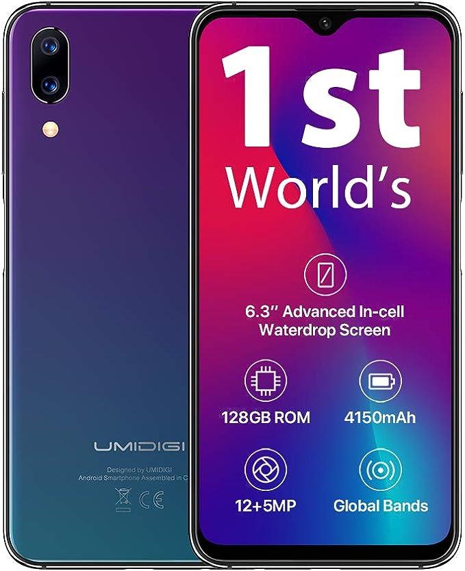 UMIDIGI One MAX Smartphone, 6.3