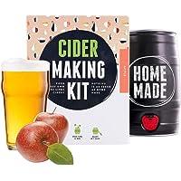 Kit para elaborar Cider de Manzana en Casa