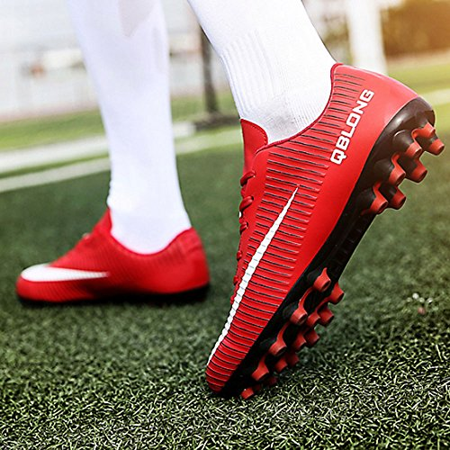 AG Football Homme Antid Crampons CHNHIRA de Spike Chaussures Adolescents wZ6TxCX