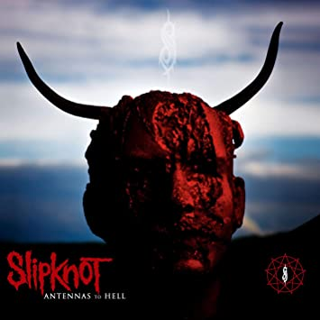 cd slipknot antennas to hell 2cd 2012