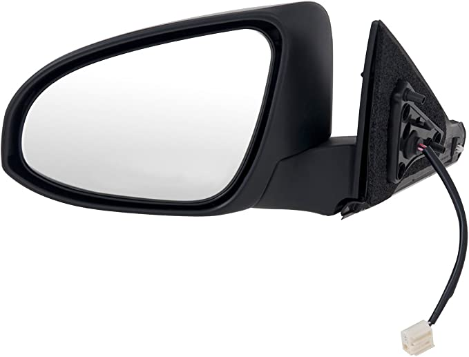 Foldaway Black Fit System Driver Side Mirror for Dodge Neon Heated Power Plymouth Neon