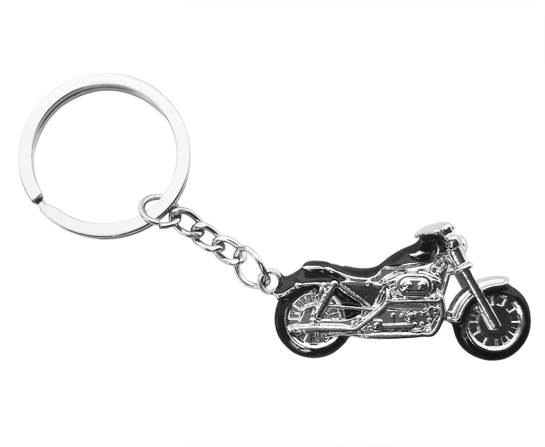 Mehrunnisa Motorbike Mini Model Keychain Red