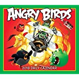 Sellers Publishing 2018 Angry Birds Boxed/Daily Calendar (CB0235)