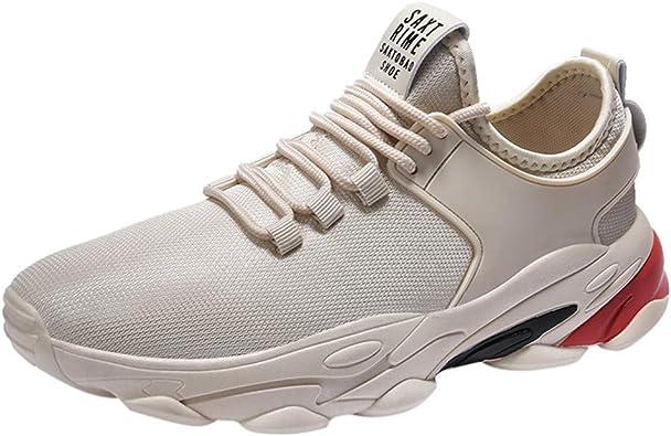 Hombre Zapatillas Deporte Realde Zapatos para Correr Transpirables ...